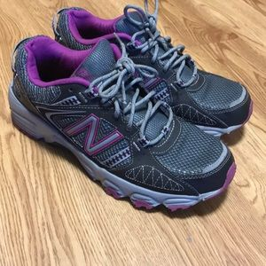New Balance 412 v1 Trail Running Shoes Size 9